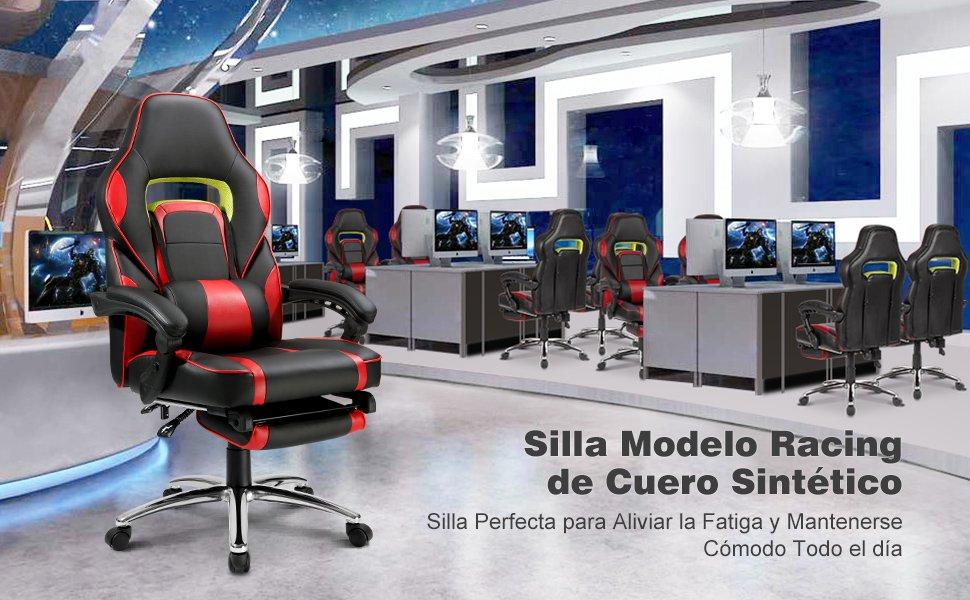 LANGRIA Sillas Gaming