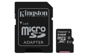 Kingston SDCS-64GB - MicroSD