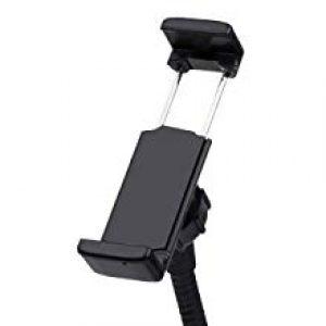 Anillo Luz Selfie con Soporte de Manguera Flexible para móvil