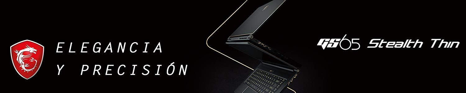 MSI GS STEALTH GOSTH Portátil Gaming