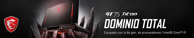 MSI TITAN DOMINATOR Portátil Gaming